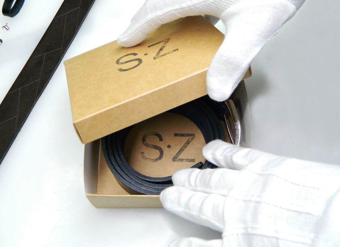 коробка для ремней Svetlana Zubko